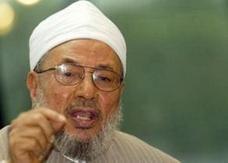 طليقة القرضاوي تفضحه: الشيخ عميل للموساد ويتحدث العبرية بطلاقة