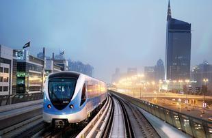 زيادة طول مترو دبي لخدمة إكسبو 2020