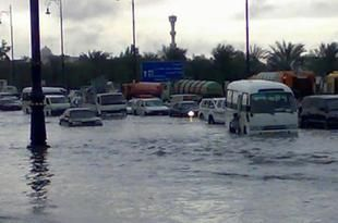 غداً الإثنين: انخفاض كبير على درجات الحرارة..وفرصة لزخات رعدية من المطر  على الإمارات
