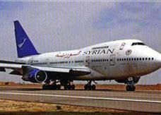 الحظر الأمريكي يعيق تحرير النقل الجوي في سوريا