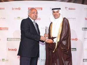 بالصور: جوائز أريبيان بزنس لقطاع الأعمال السعودي