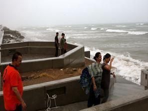 أشوبا عاصفة استوائية ببحر العرب قد تتحول إلى إعصار