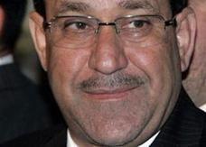 المالكي يعلن الانتصار على الارهاب وانه لم يبقى منهم الا الفلول