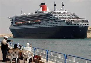 ارتفاع إيرادات مصر من قناة السويس 1% في مايو إلى 438.1 مليون دولار