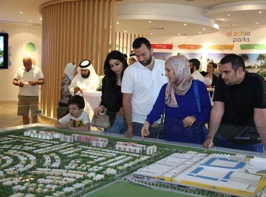 """مشروع الزاهية بالشارقة يطلق حي """"الليلك"""" الجديد بتكلفة 650 مليون درهم"""