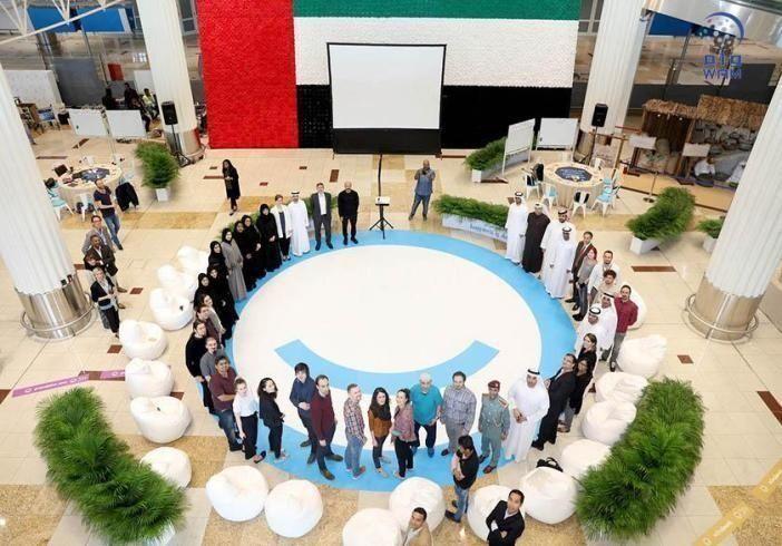 """""""دبي الذكية"""" تستضيف أول """"هاكاثون للسعادة في دبي"""" يجمع 40 مبدعا ومطورا"""