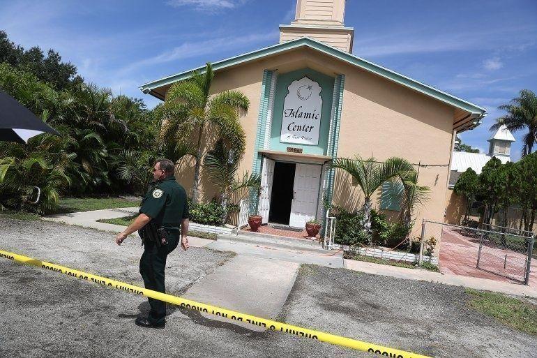 السجن 30 عاما لمواطن من فلوريدا بتهمة إحراق مسجد فورت بيرس