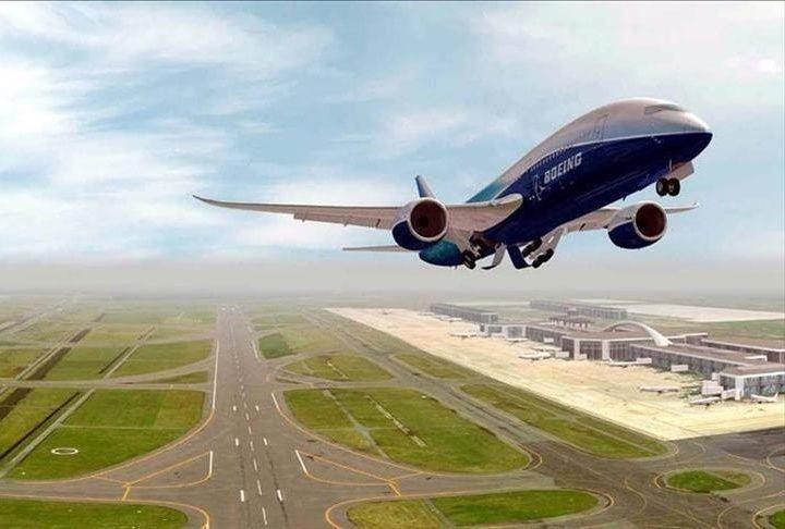 """""""دبي للطيران"""" تسلم أول طائرة بوينج من أصل ثماني لمصر"""