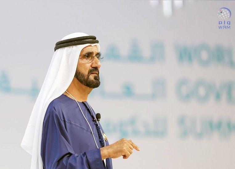 محمد بن راشد: استئناف الحضارة يبدأ بفهم مؤشرات ملامح المستقبل