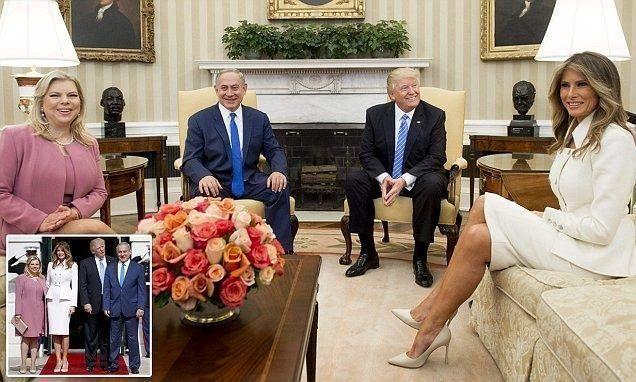نتنياهو يطلب من ترامب الاعتراف بالسيادة الإسرائيلية على الجولان