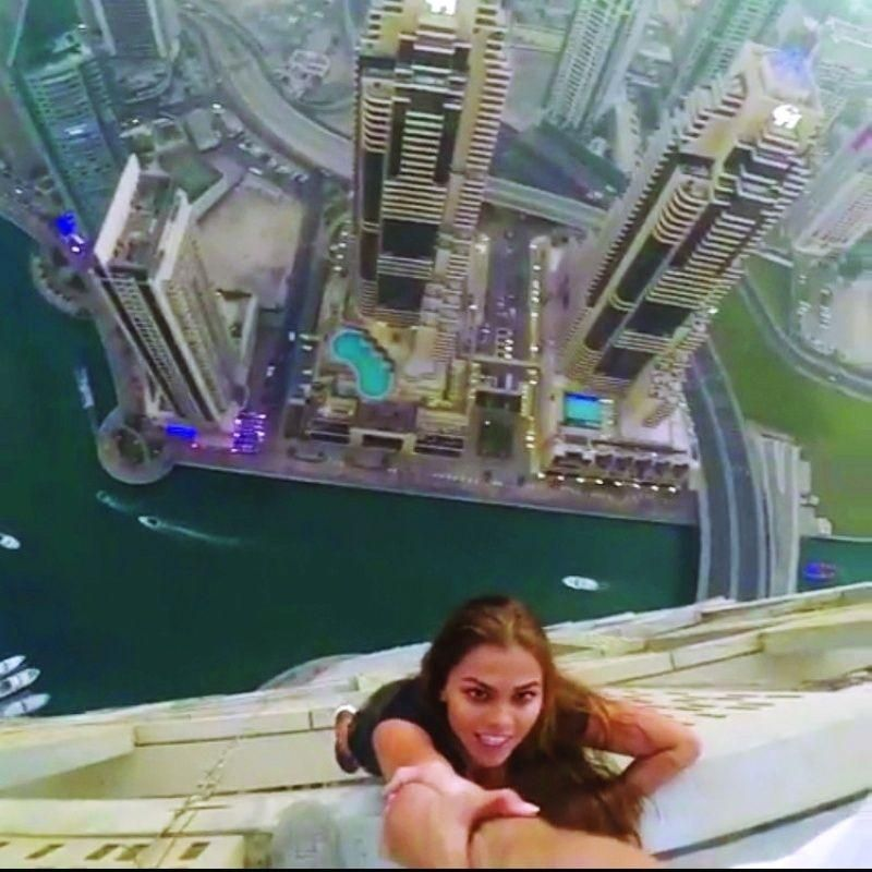 إلزام مباني دبي بمتطلبات تحمي الجمهور من الدخلاء والمغامرين