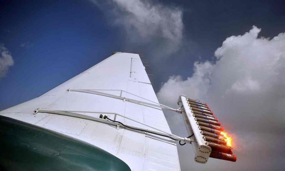 كيف ساهم استمطار السحب في الإمارات في غزارة الأمطار هذا الشهر؟