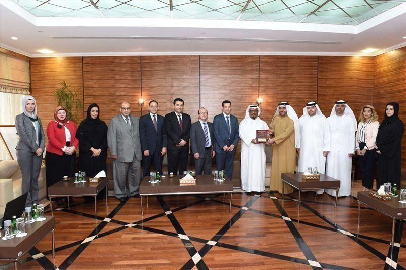 """""""جامعة حمدان بن محمد الذكية"""" الأولى بالشرق الأوسط وأفريقيا في إدارة استمرارية الأعمال"""