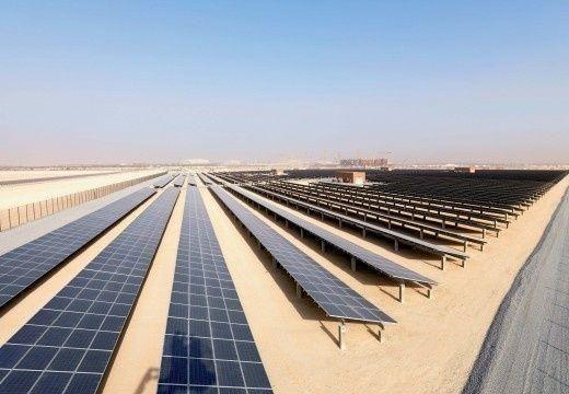 أبوظبي تسعى لإغلاق تمويل محطة شمسية بقيمة 872 مليون دولار في أبريل