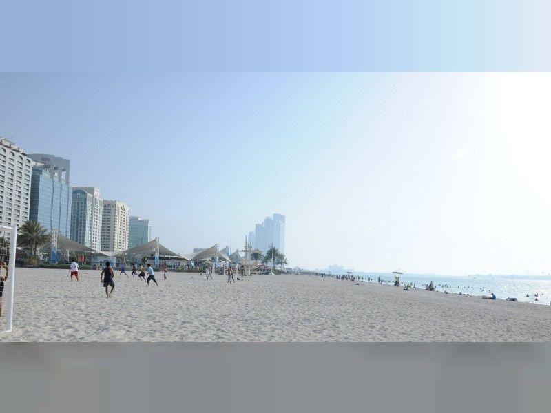 إغلاق جزء من كورنيش أبوظبي استعدادا لمهرجان أم الإمارات