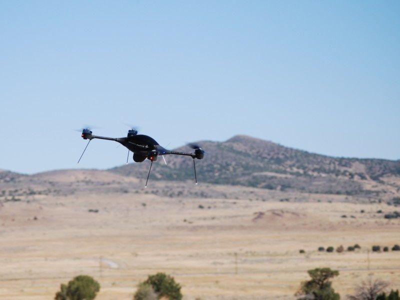 """""""مبادلة"""" الإماراتية و""""لوكهيد مارتن"""" تنظمان مسابقة حول تصميم لطائرة بدون طيار"""