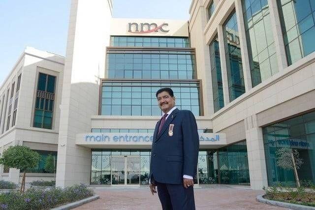 إن.إم.سي الإماراتية للرعاية الصحية تسعى لمزيد من التوسع في الخليج