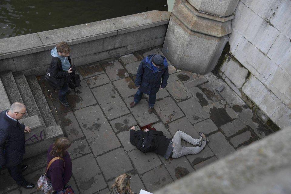 5 قتلى و 20 جريحًا في الهجوم على البرلمان البريطاني