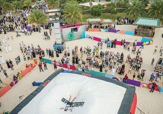 """مهرجان """"أم الإمارات"""" ينطلق على كورنيش أبوظبي اليوم"""