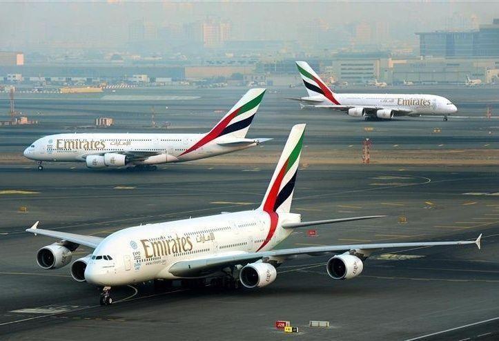 طيران الإمارات تدرس طرقاً مبتكرة  مثل تأجير أجهزة كمبيوتر للتعامل مع «حظر الأجهزة»