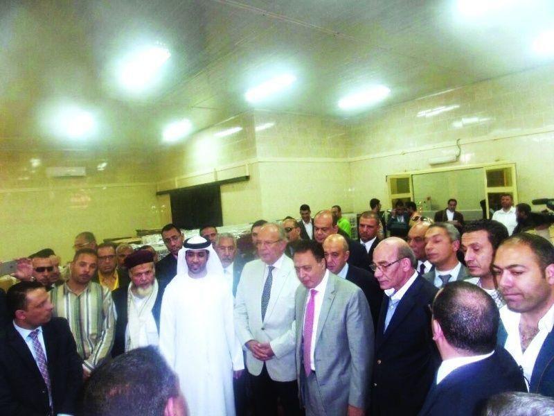 الإمارات تؤهل أكبر مصنع لإنتاج التمور في مصر
