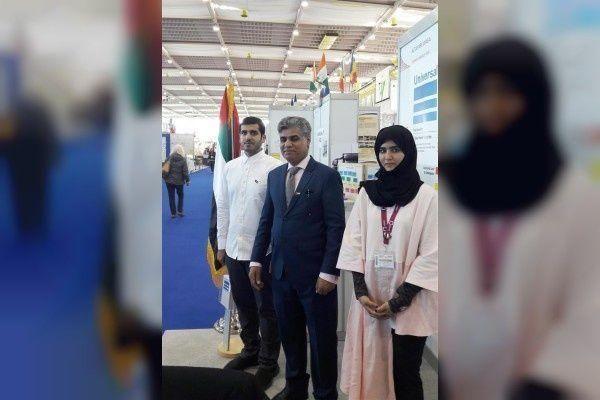 الإمارات تنال فضية معرض جنيف الدولي الـ 45 للاختراعات