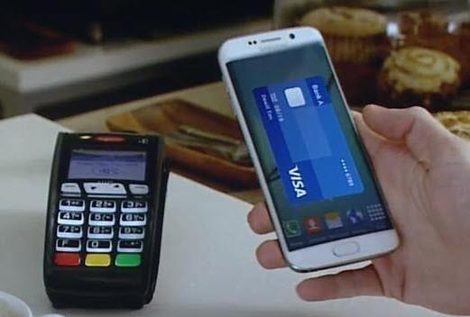 """إطلاق خدمة الدفع بالهاتف الجوال ـ""""سامسونج باي"""" في الإمارات"""
