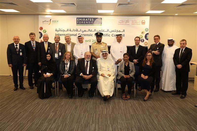 تأسيس المجلس العلمي الدولي للأدلة الجنائية في دبي