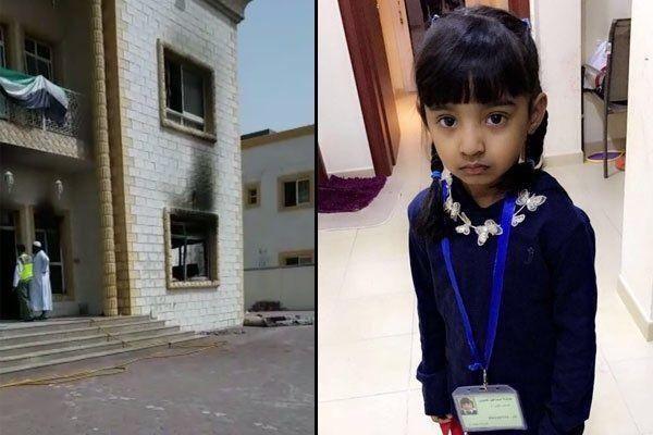 دبي: وفاة طفلة وإصابة والدها بكسور وشقيقها بحروق بسبب لعب الكرة
