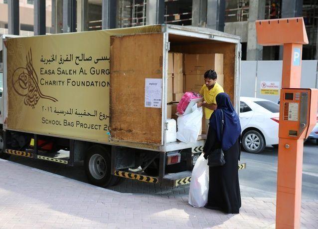 مشروعات جديدة من مؤسسة عيسى صالح القرق الخيرية
