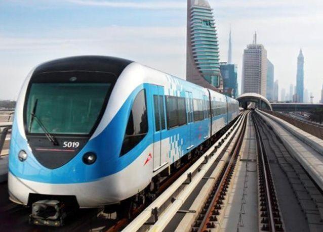 تطوير وتوسيع أنظمة الخط الأحمر لمترو دبي من قبل تاليس