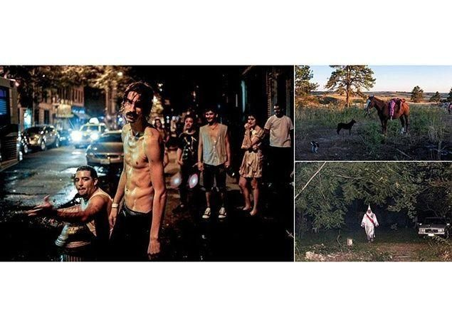بالصور : شاهد مصور حروب أمريكي يرصد بلاده