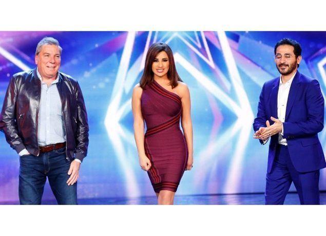بالصور : المنافسة تشتد ولجنة التحكيم أكثر صرامة  بقبول المواهب في Arabs got Talent