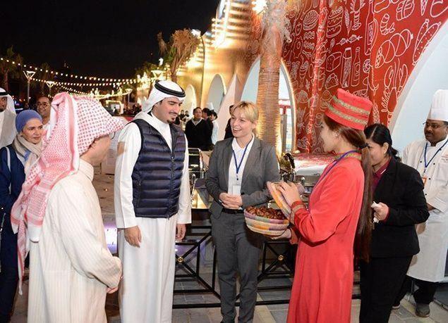 بالصور : انطلاق النسخة الثانية من مهرجان البحرين للطعام 2017