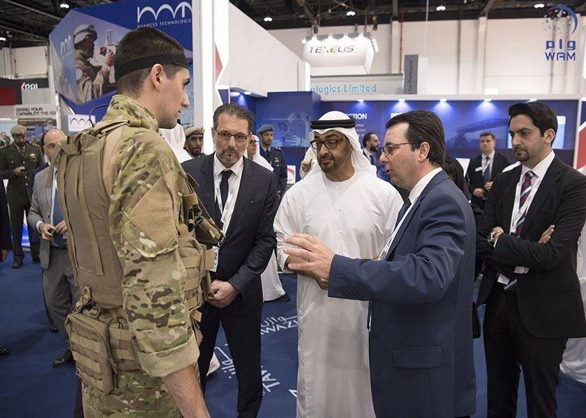 الإمارات تمنح عقودا عسكرية بقيمة 1.9 مليار دولار