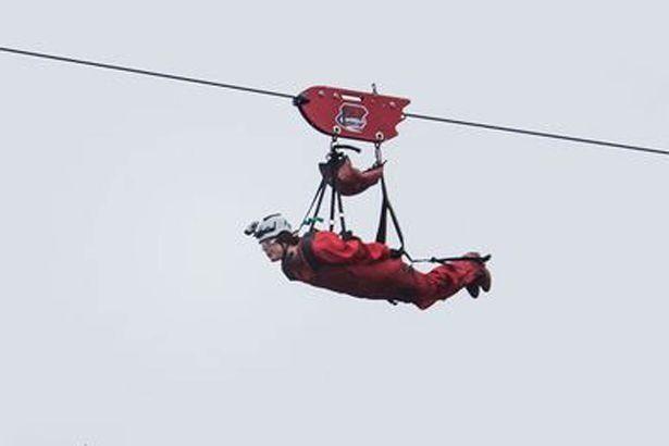 في الإمارات قريبا، القفز بأطول خط تحليق في العالم