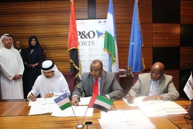 موانئ بي آند أو تستثمر 336 مليون دولارلتطوير ميناء بوساسو في الصومال