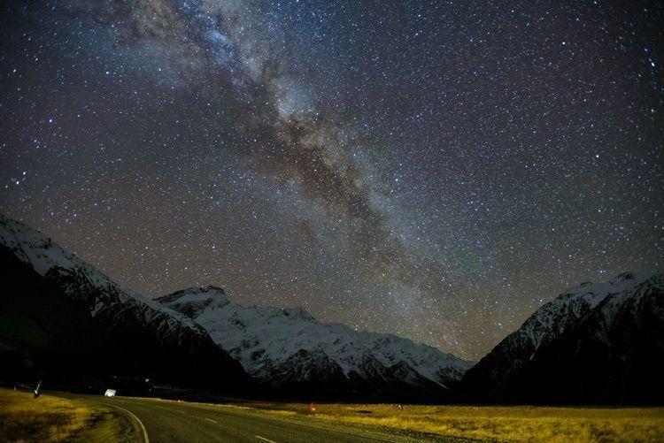 أفضل 6 أماكن لمشاهدة النجوم حول العالم