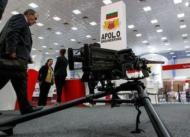 بالصور : افتتاح معرض الأمن والدفاع الدولي في العراق