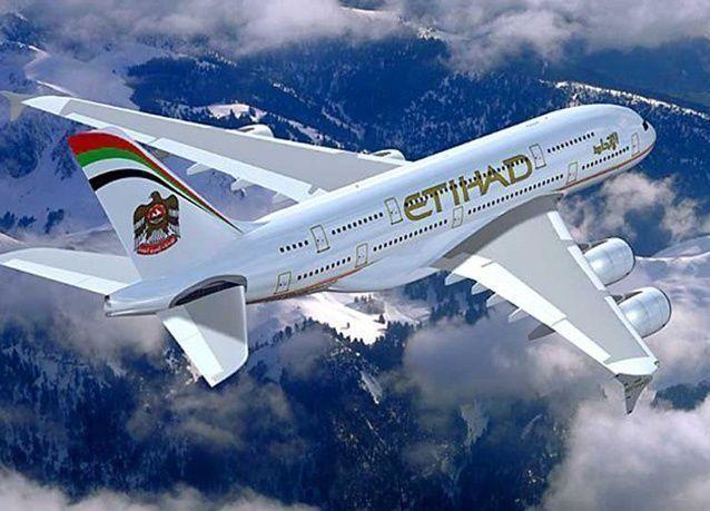 بيان هام من الاتحاد للطيران بخصوص المسافرين من 6 دول عربية إلى أمريكا