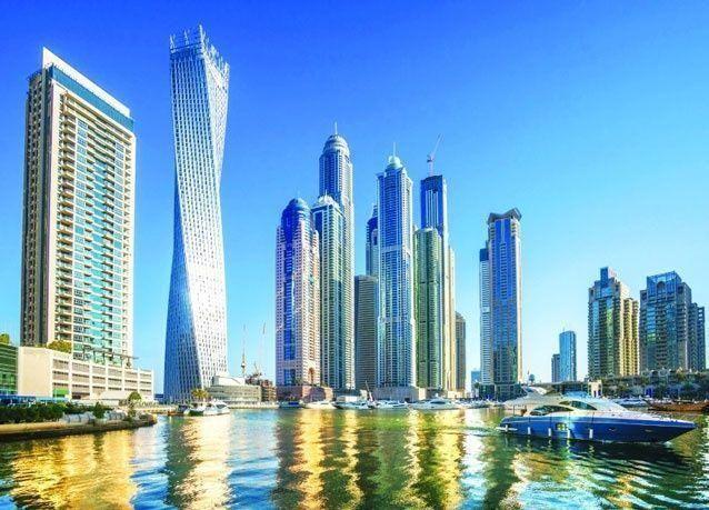 دبي: 77 مليار درهم تصرفات عقارية في 3 أشهر