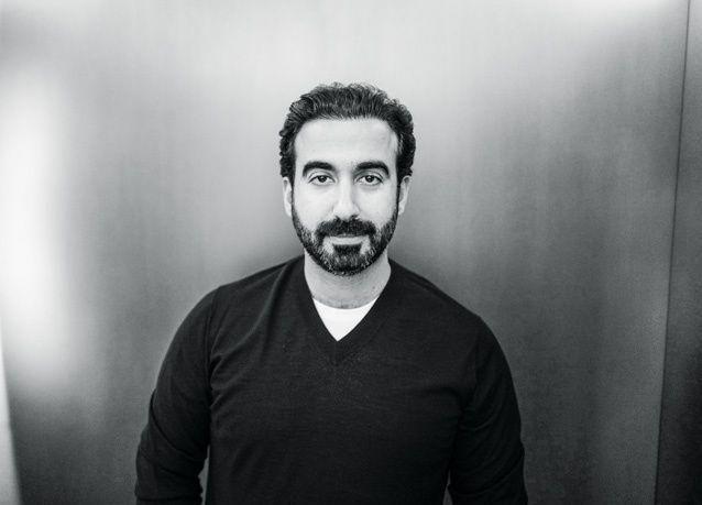 أيمن الحريري في مقابلة نادرة.. في مواجهة العمالقة