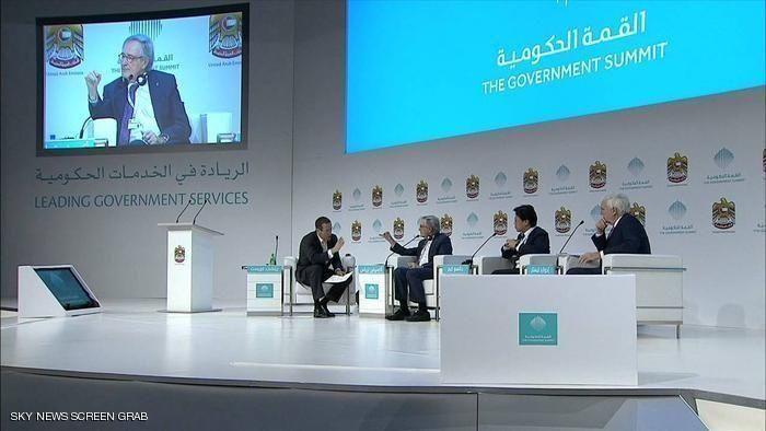 """""""القمة العالمية للحكومات"""" التحديات المستقبلية أمام الحكومات في 10 مجالات رئيسية"""
