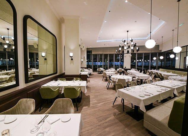 """بالصور : مطعم """"شي شارل"""" يفتح أبوابه رسمياً في حي دبي للتصميم"""