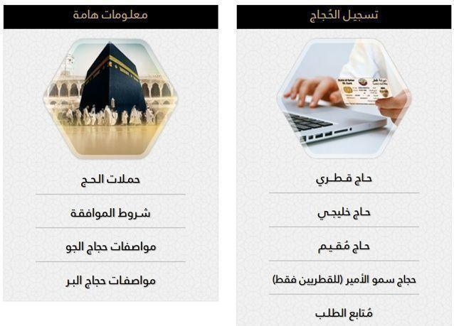 قطر تبدأ بقبول طلبات الحج عبر الإنترنت