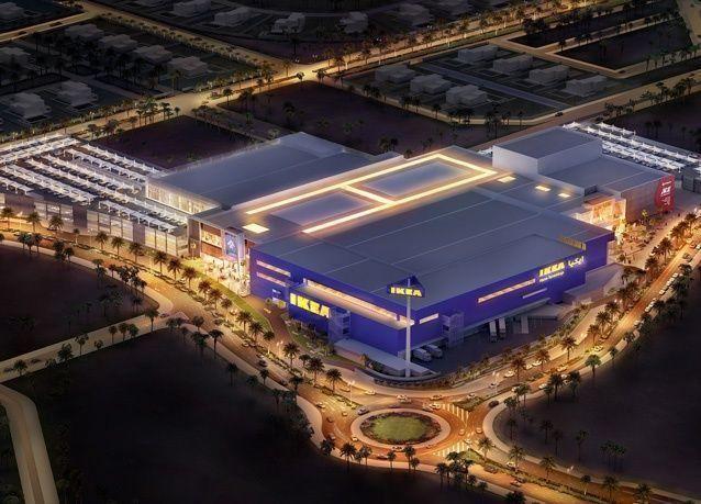 الفطيم تطلق مشروعاً جديداً متعدد الأغراض في الإمارات