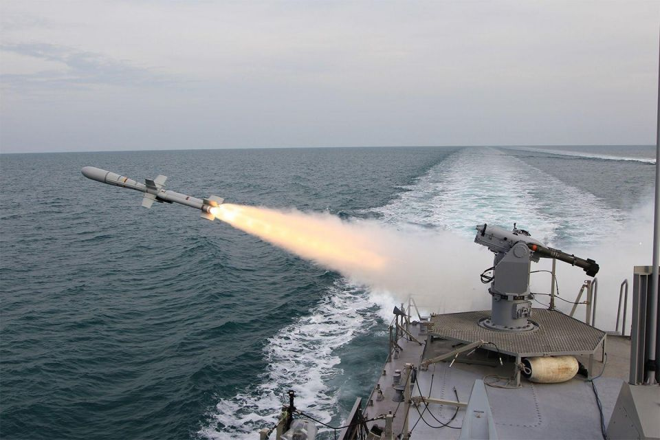 بحرية الإمارات تتزود بصواريخ مارتي المضادة للسفن