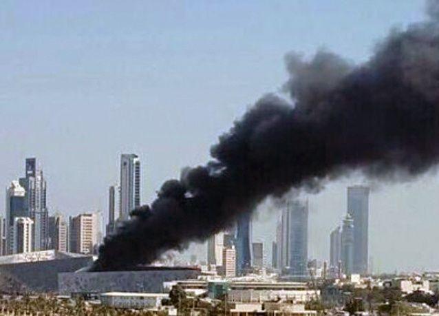 """الكويت: السيطرة على حريق """"الأوبرا"""" بلا إصابات"""