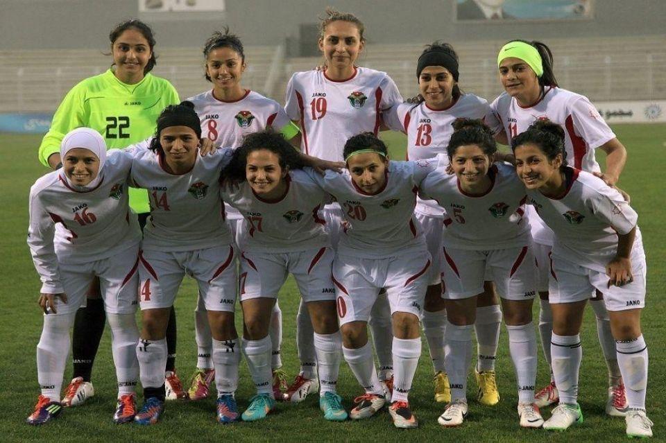 سيدات الأردن يفزن على سيدات الامارات 6-0 في تصفيات آسيا