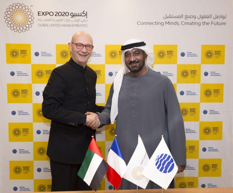 فرنسا تؤكد انضمامها إلى قائمة الدول التي أكدت مشاركتها في إكسبو 2020 دبي